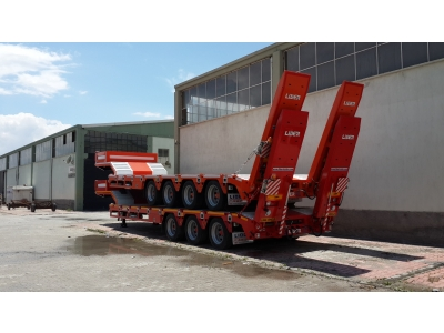 porte-engins 3-4 Axles